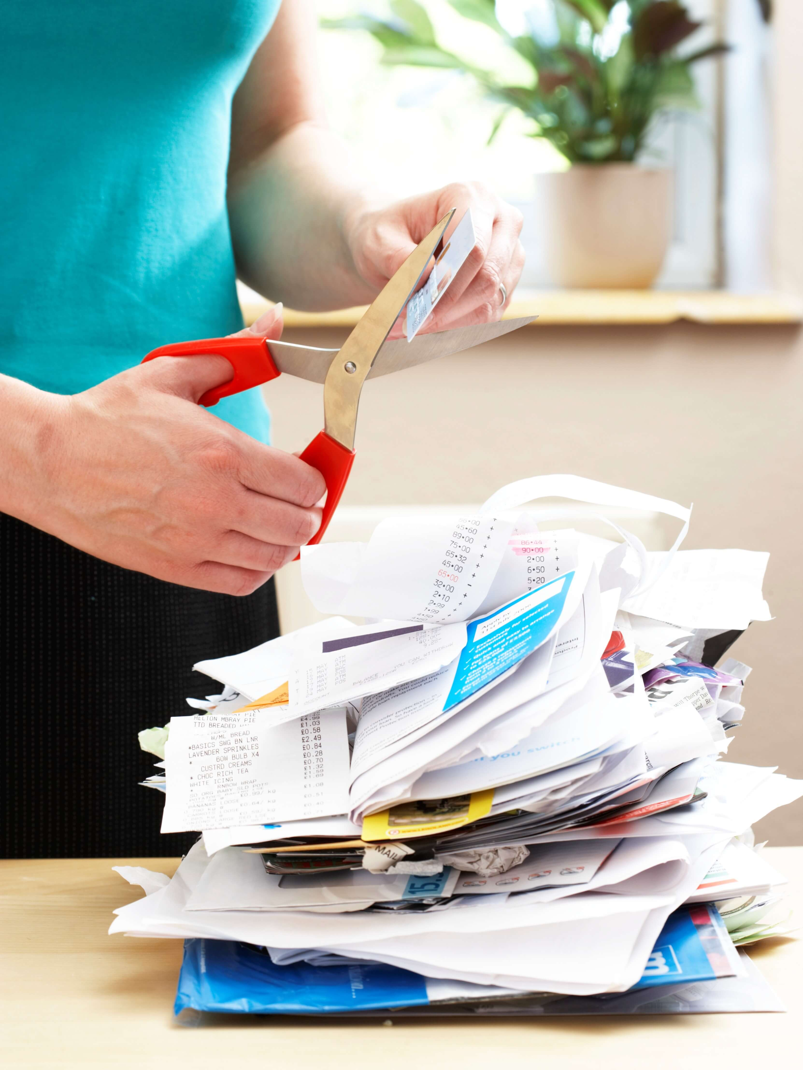 home document destruction